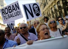 La Marea Blanca se concentrará para exigir la provisión de medicamentos a los enfermos de hepatitis C