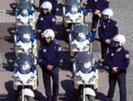 Los motoristas de la Policía Municipal contarán con 325 nuevos uniformes