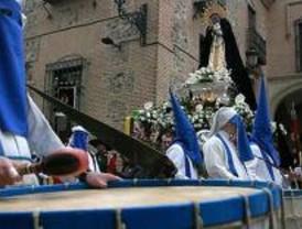 Sábado Santo: Procesiones de la Virgen Dolorosa y de la Soledad