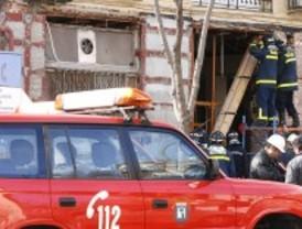 Las tormentas causan inundaciones y obligan a los bomberos a desalojar a 16 familias en Villalba