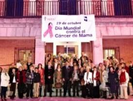 Las Rozas, contra el cáncer de mama
