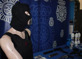 La Policía libera a un hombre secuestrado en Getafe