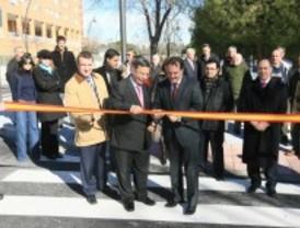 Tres Cantos finaliza la remodelación de la calle Yelmo