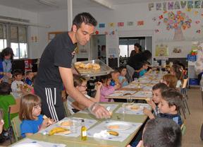 Valdemoro enseña a los niños a desayunar sano