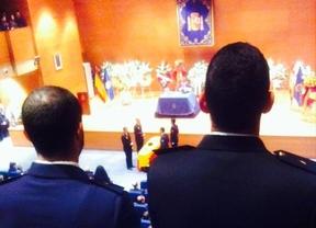 Entregada la Medalla de Oro al Mérito Policial al agente fallecido
