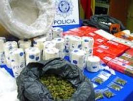 Detenidos siete narcotraficantes que utilizaban un laboratorio ambulante