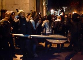 23 heridos y siete detenidos tras el 'Rodea el Congreso'