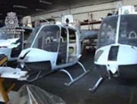Detenidos 5 empresarios españoles tras intentar vender helicópteros de combate