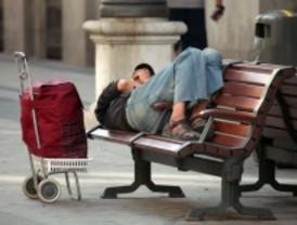 El 18% de los madrileños, en riesgo de ser pobres