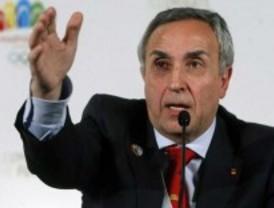 Madrid busca el trato personal con el COI