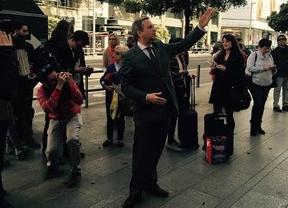Carmona promete recuperar el Palacio de la Música como espacio escénico