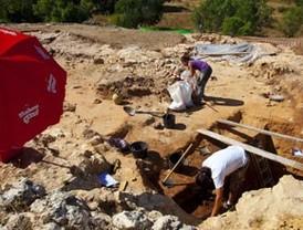 Excavaciones en el valle de los neandertales