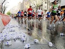Un total de 22 corredores tuvieron que ser atendidos por los sanitarios