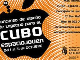 Concurso para diseñar el logo de la Concejalía de Juventud de Pozuelo de Alarcón