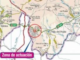 Transportes mejorará el acceso a Villa del Prado