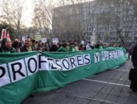 Madrid es la ciudad con mayor número de profesores parados