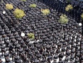 Llegan 1.750 nuevos policías a las comisarías de la región