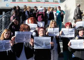Denegada la huelga de la lavandería central de hospitales
