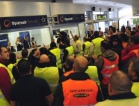 Los sindicatos de Spanair anuncian movilizaciones