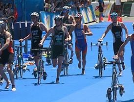 El británico Alistair Brownlee, campeón del Triatlón