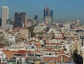A Madrid le queda edificabilidad residencial para trece años