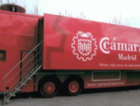 2.300 empresarios se subieron al 'Camerbús' en 44 municipios