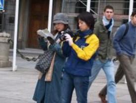 La región incrementó en enero un 2,6% el número de turistas extranjeros