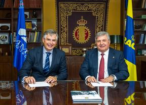 Acuerdo entre el RACE y MMT seguros para servicios de asistencia
