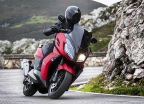 KYMCO se coloca en mayo como primera marca de motos en España