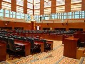El primer pleno de la Asamblea de Madrid será el 4 de octubre
