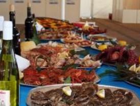 Móstoles acoge la Feria del Marisco Gallego