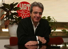José Ricardo Martínez, suspendido cautelarmente de militancia en UGT