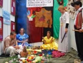 La X Feria Esotérica de Atocha abre sus puertas
