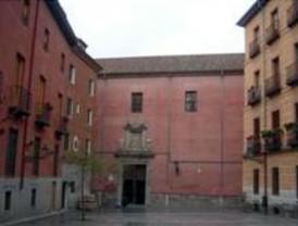 Obras de emergencia en el Convento de las Carboneras