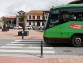 El Consorcio reordena los autobuses de Rivas