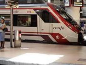 Los afectados por las vibraciones del tren en Getafe se concentrarán