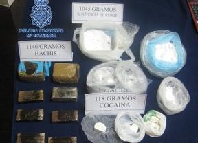 Desarticulada una red de tráfico de drogas con 5 laboratorios en Madrid