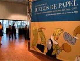 'Juegos de papel' en el Museo del Traje