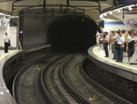 Retirados seis trenes por manipulación de los mandos
