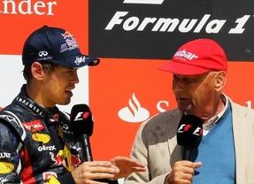 'Vettel parece un niño pequeño y asustado'