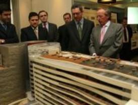 La crisis paraliza la construcción del proyecto 'Castellana 200'