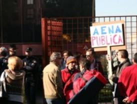 Los trabajadores de AENA se pondrán en huelga tras el anuncio de privatización