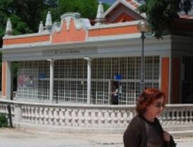 El ayuntamiento cierra el teatro Casa de Vacas pese a que había obras programadas en julio