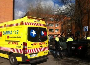 Muere una niña de 11 años en Rivas-Vaciamadrid tras caerle encima un columpio