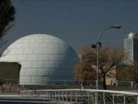 '100 horas de astronomía' en el Planetario de Madrid