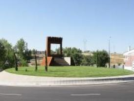 Nuevas rotondas de acceso en San Agustín de Guadalix