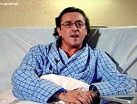 Tertsch reaparece desde el hospital mientras la oposición exige dimisiones en Telemadrid