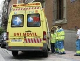 Fallece un hombre tras chocar contra un camión estacionado