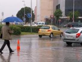 Madrid activa alertas por lluvias y viento para el sábado