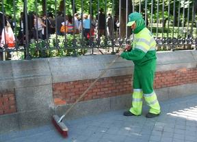 CCOO denuncia la pérdida de 228 empleos en la limpieza viaria